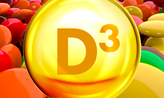 Estudo aponta benefícios da vitamina D3 no tratamento contra a desnutrição