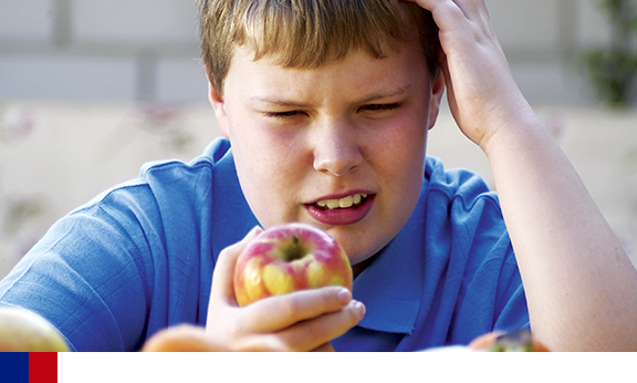 Eficácia das intervenções educacionais e de estilo de vida para prevenir a obesidade pediátrica