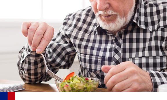 Estudo apresenta informações sobre o desenvolvimento de desnutrição proteica-energética (DEP) em idosos