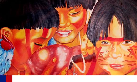 Educativos de saúde para o povo indígena