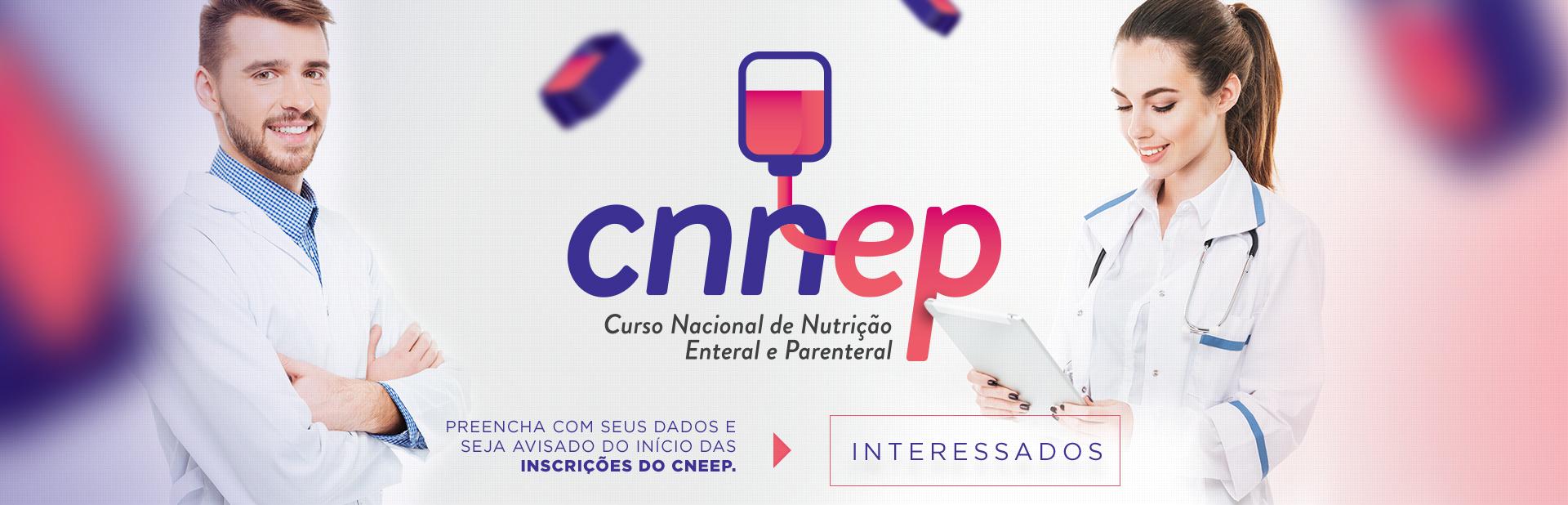 ABRAN - CNNEP - Interessados - Curso Nacional de Nutrologia Enteral e Parenteral