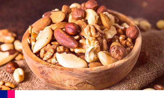 O efeito da ingestão de nuts no controle do diabetes