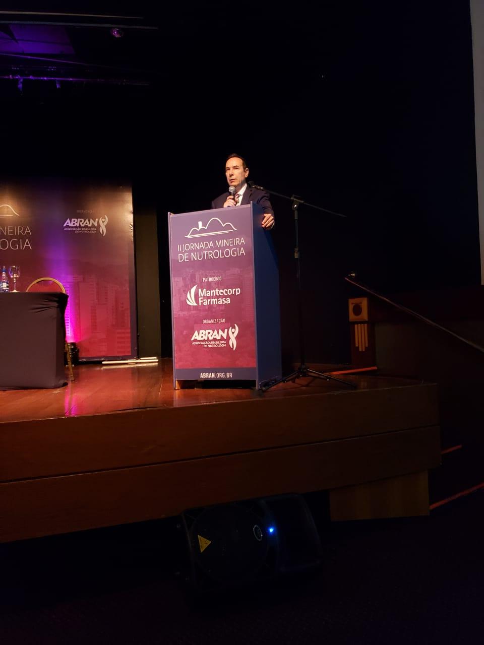 II Jornada Mineira de Nutrologia reúne especialistas em obesidade do Brasil