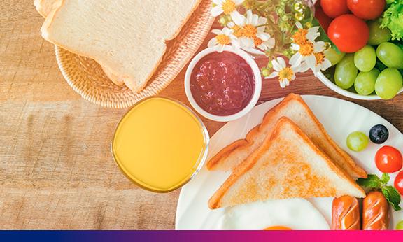 Existe relação entre pular o café da manhã e aumentar o peso corporal?