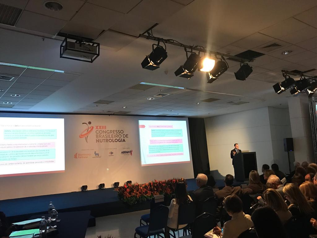 O maior Congresso de Nutrologia da América Latina reúne especialistas em São Paulo