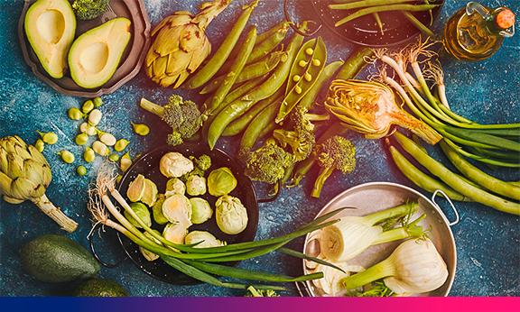 Dietas à base de plantas e relação com a mudança de peso