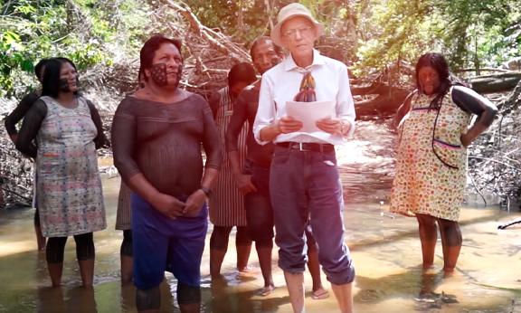 Os desafios da saúde e bem-estar indígenas
