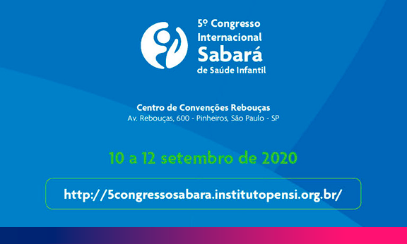 5° Congresso Internacional Sabará de Saúde Infantil