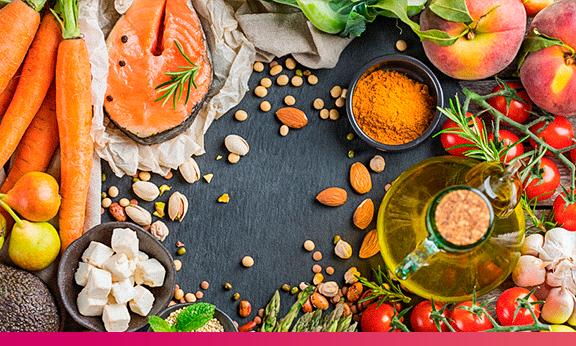 Dieta mediterrânea aumenta a função endotelial em adultos