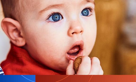 O papel de um ambiente não alimentar no apetite de bebês
