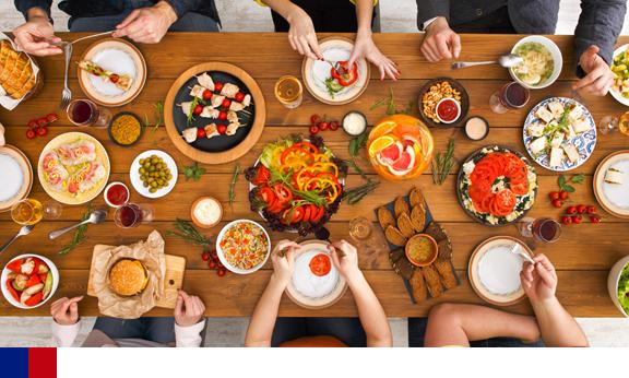Sensações no momento da alimentação podem influenciar organismo