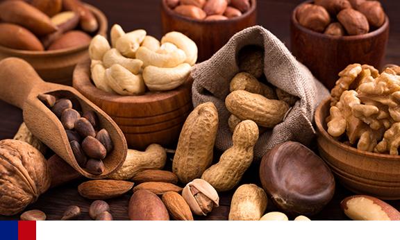 Ingestão diária de nozes e amendoim reduz em 21% as complicações do coração