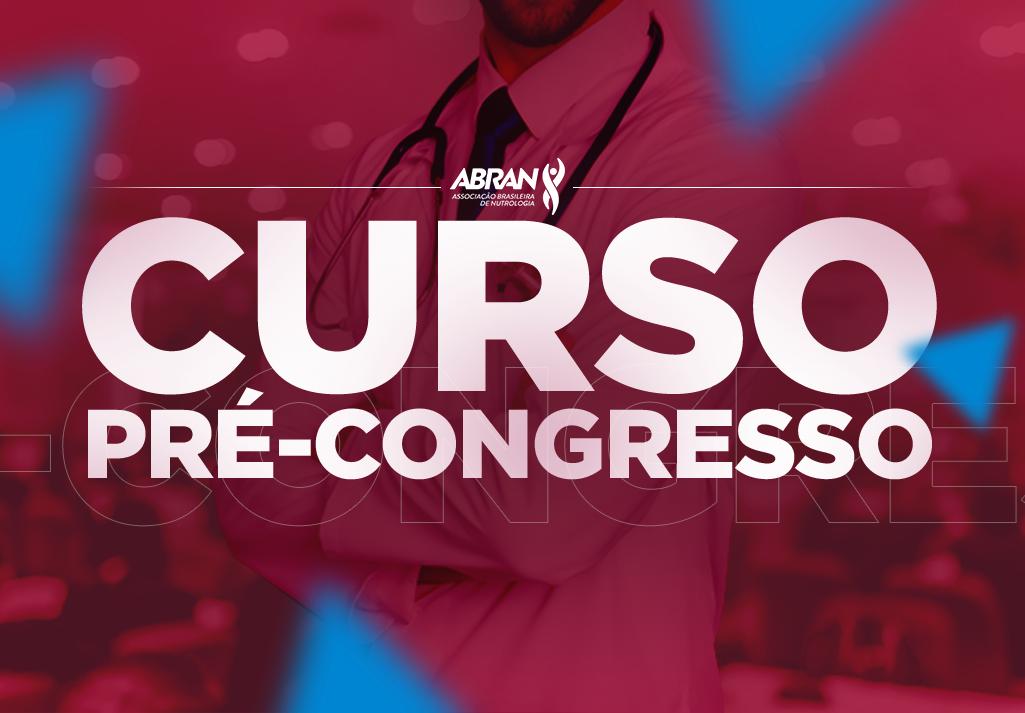 Curso Pré-Congresso 2019