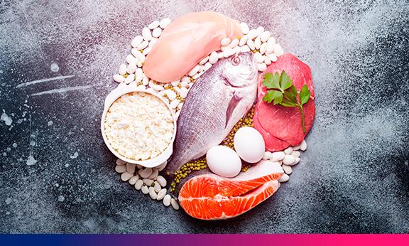 Efeitos da ingestão de carne vermelha, branca ou proteínas vegetais no risco de doença cardiovascular