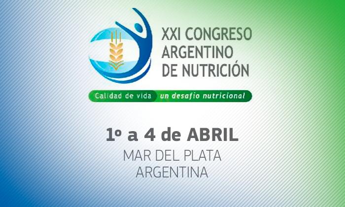 XXI Congreso Argentino de Nutrición