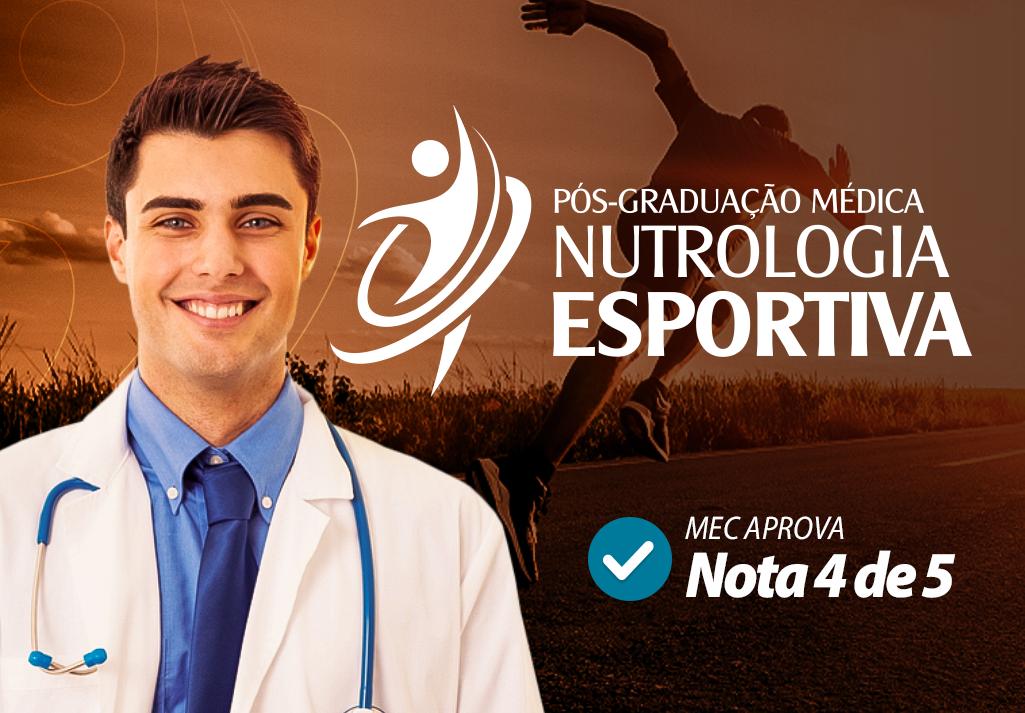 Pós-Graduação Médica Nutrologia Esportiva 2020