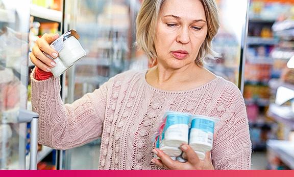 Relação dos produtos lácteos fermentados e saúde óssea em mulheres na pós-menopausa