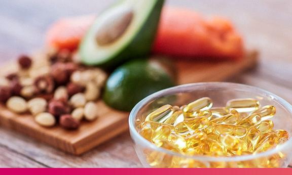 Suplementação com Vitamina D e Ômega-3 em mulheres com endometriose
