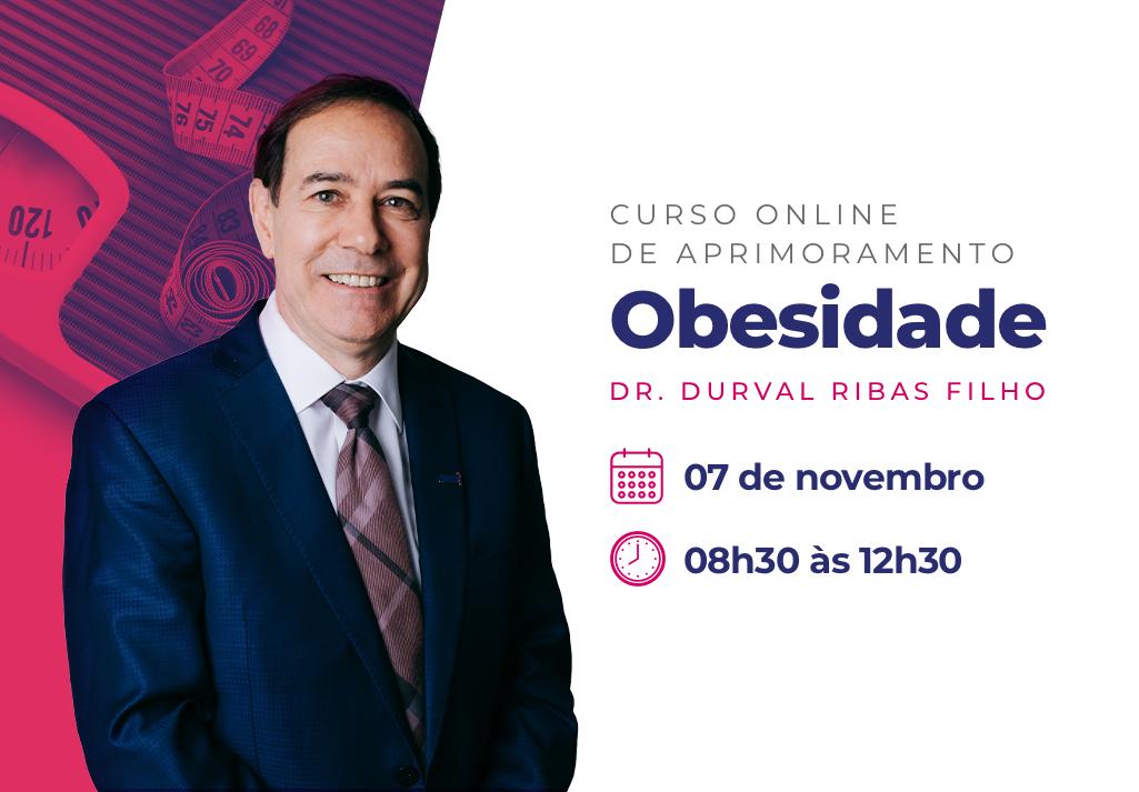 Curso Online de Aprimoramento | Obesidade