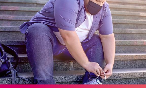 Revista VivaSaúde: obesidade e COVID-19