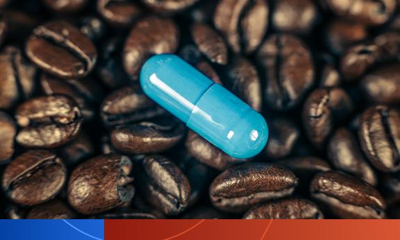 Relação de ácidos clorogênicos derivados do café na vasculatura humana