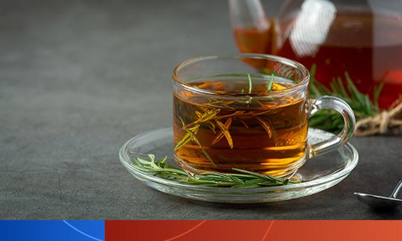 Consumo de chá e redução nos lipídios ou na pressão sanguínea